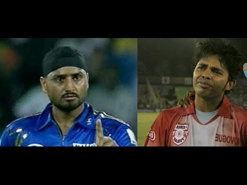 The Fights of IPL Players in 2014