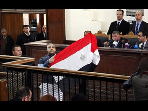 Report From Cairo Courtroom: Egypt Releases Two Al Jazeera Reporters After 411 Days in Jail