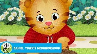 DANIEL TIGER'S NEIGHBORHOOD | A Make Believe Worm Dance Party | PBS KIDS