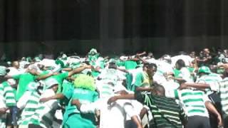Bloemfontein Celtic Fans