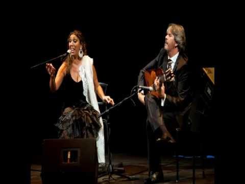 Río y Orilla ( Poema por Alegría ) - Esperanza Fernández con Miguel Ángel Cortés
