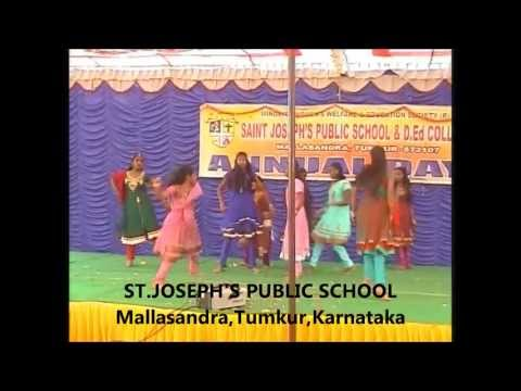 gun gun guna re-Agneepath 10th Std Girls dance Performance