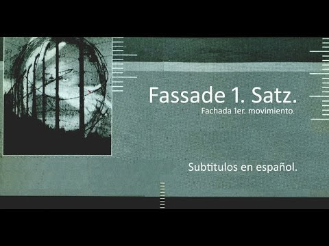 Lacrimosa - Fassade - 1. Satz
