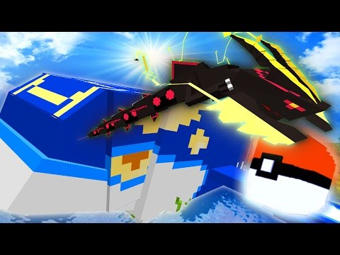 Minecraft PokeCube Battles -