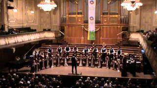 Boğaziçi Jazz Choir - Josua (arr. Albert Hosp), Closing Ceremony of WCC