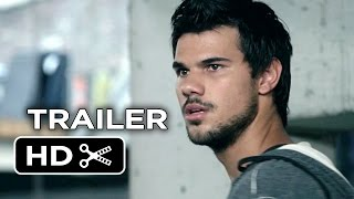 Tracers Official Trailer #1 (2015) - Taylor Lautner, Marie Avgeropoulos Action Movie HD