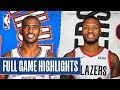 THUNDER at TRAIL BLAZERS | FULL GAME HIGHLIGHTS | December 8, 2019