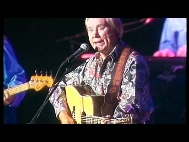 George Jones In Concert -  Full Show