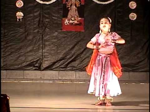 Bengali Folk Dance - Nandini Choreographed By Joya Sen video