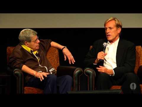 Jerry Lewis Reunites With Director Randal Kleiser