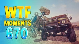 PUBG WTF Funny Daily Moments Highlights Ep 670