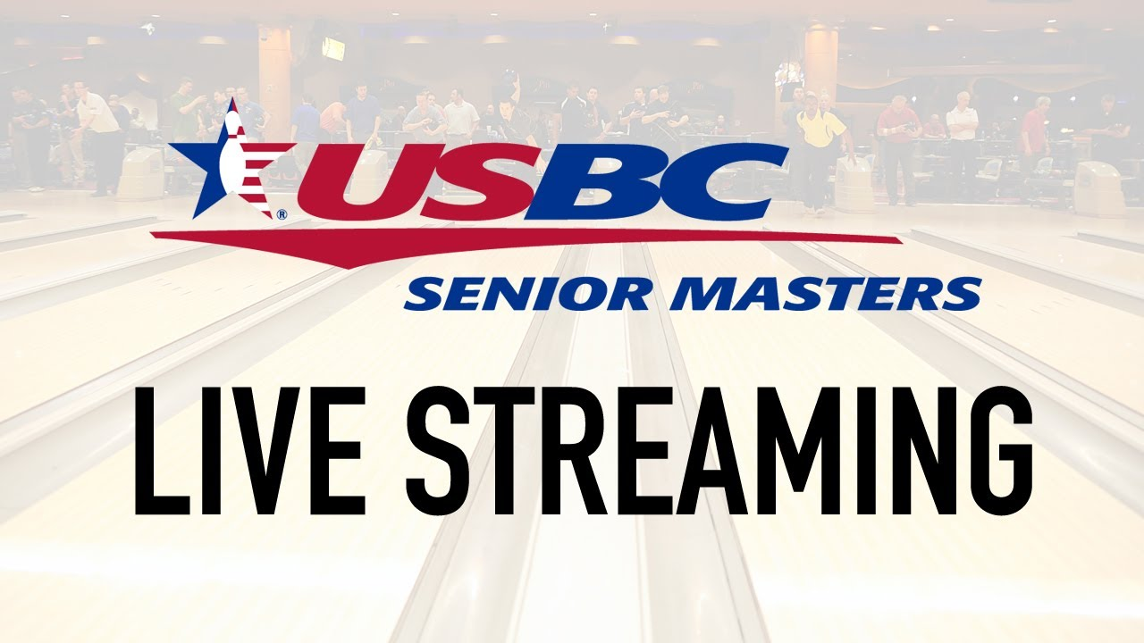 2015 USBC Senior Masters - Match Play Rounds 4-5