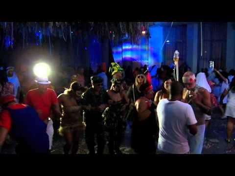 Ipanema Clube - Baile De Mascaras E Fantasias  Carnaval 2015 video