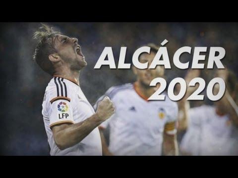 #ALCÁCER2020 Vive los goles de Paco Alcácer con el Valencia CF