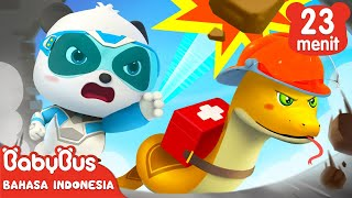 Bayi Panda Super Dan Hebat | Kumpulan Film Bayi Panda | BabyBus Bahasa Indonesia