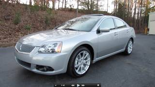 2012 Mitsubishi Galant SE Start Up, Exhaust, and In Depth Tour