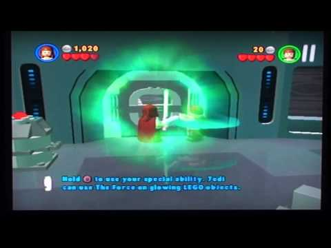 Lego Star Wars: The Video Game Part 1: The Phantom Menace