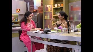 "Annies Kitchen With Famous Film Actress  ""Vidhubala "" 