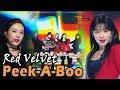 Red Velvet- Peek A Boo,레드벨벳- Peek A Boo @2017 MBC Music Festival