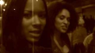 Rose Rollins & Karyn Parsons in