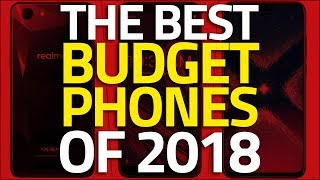 The Best Budget Phones of 2018