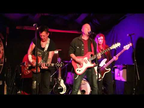 Rehab Jones - Good times - Southside Cavern, Stockholm 2015.10.16