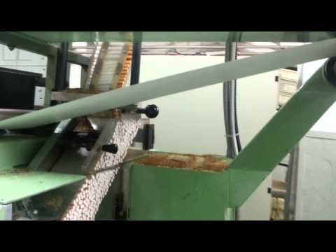 Cigarette Factory Making, Packaging, Overwrap