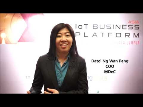 Asia IoT Business Platform 6th edition interview series - MDeC