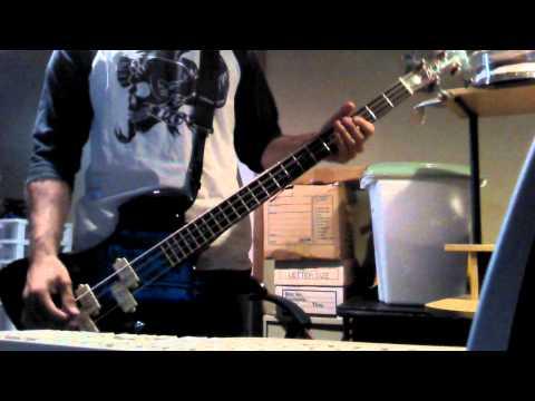Motley Crue - Looks That Kill Bass
