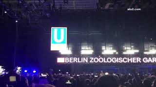 U2 - Zoo Station - Dublin - Nov. 10, 2018 - atu2.com