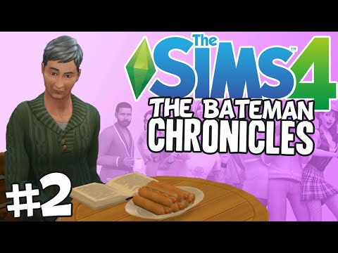The Sims 4 - A Bold Move (The Bateman Chronicles) - Part 2