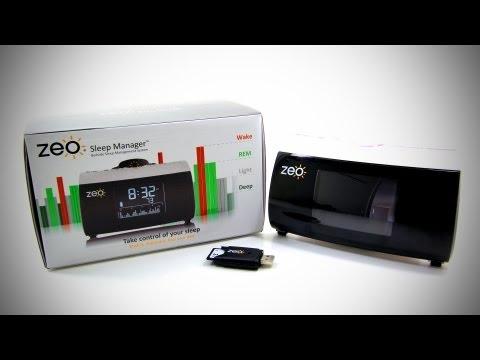zeo sleep machine