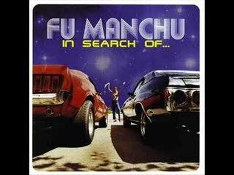 Fu Manchu - Supershooter
