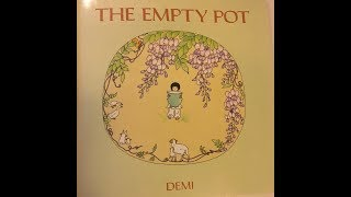 The Empty Pot by Demi | Read Aloud By Auntie's Bedtime Stories