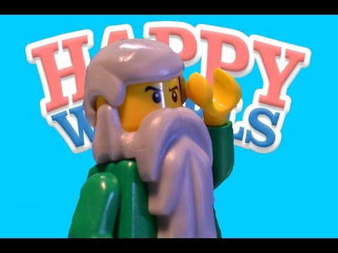 (New) LEGO Happy Wheels