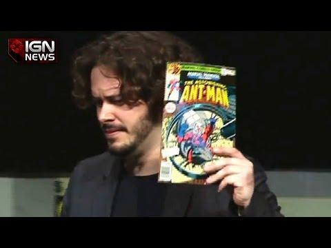 Why Edgar Wright Left Ant-Man