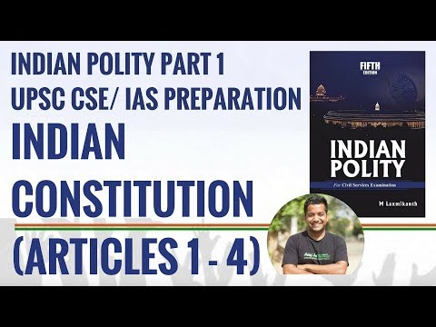 Polity: Indian Constiution 2.1 : India That Is Bharat Ias Preparation video