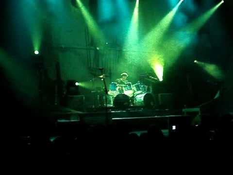 Hammerfall - Guitar Solo instrumental live at 013, Tilburg HQ