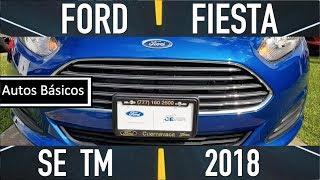 Ford Fiesta 2018 Sedán