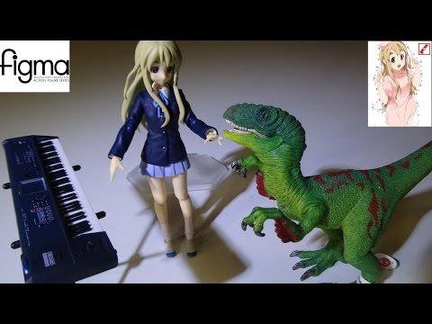 Tsumugi Kotobuki (mugi) Figma Figure From K-on! video