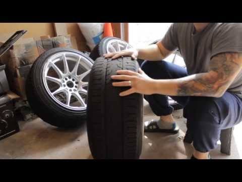 GUIDE to Offset, Lug Pattern, Wheel/Tires Specs