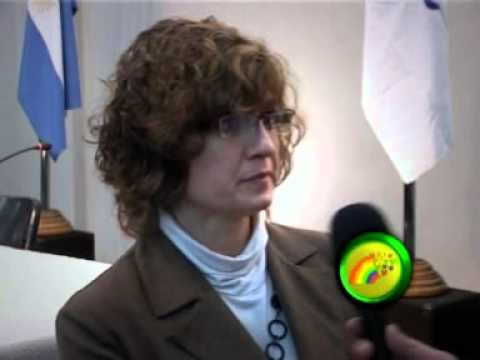 Entrevista Dra. Lic. Marcela Maccellari - Por Proyecto de Ley de Quiebras.wmv