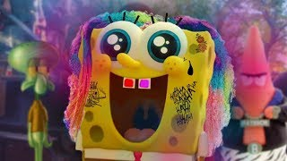 SpongeBob and Patrick Rap GUMMO by 6IX9INE