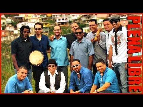 Plena Libre, Canta Pole Ortiz, Trobone Nathan Perez, SANDUNGUERA