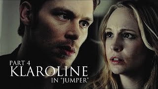 "Klaroline in ""Jumper"" 
