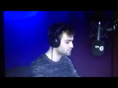 Douglas Booth on the Breakfast Show with Nick Grimshaw