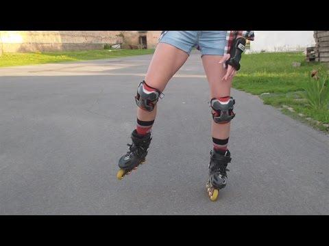 комплект как научиться кататься спиной вперёд видео белье