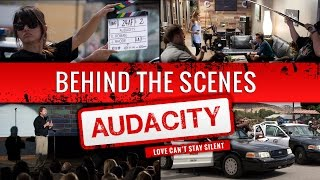 Audacity - Behind the Scenes (2015) HD - Ray Comfort