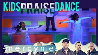 """Flawless"" MercyMe - Kids Praise Dance - Contemporary Christian"