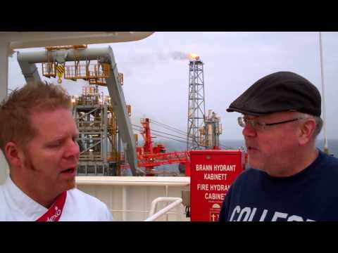 20150317 Norway Offshore Weather Report